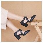Sapato Social Feminino Couro Preto- 400-03