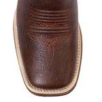 Bota Texana Masculina - Texas Havana / Caramelo / Café - Roper - Bico Quadrado - Cano Médio - Solado TXS - Vimar Boots - 81269-A-VR