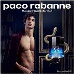 PERFUME MASCULINO PURE XS PACO RABANNE - EAU DE TOILETTE - 100 ML - ORIGINAL IMPORTADO