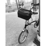 Hoj All Black - Bolsa + Mochila + Bike