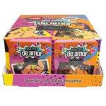 Display 24 Unidades de Estojos de Sombra de Sobrancelhas Jasmyne *