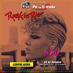 Rock in rio Pink