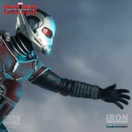 Ant-Man – Civil War – 1/10 Art Scale – Iron Studios (Homem-Formiga – Guerra Civil)