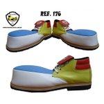 Sapato de Palhaço Colorido Ref 176 infantil