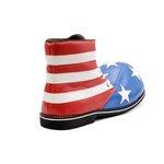 Sapato de palhaço USA cano alto Ref 164