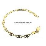 Bracelete de Ouro Vitoria ES