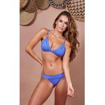 Colors - Biquini Azul Top Fixo