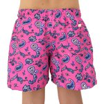 Paisley Rosa - Shorts Adulto