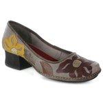 Sapato Em Couro Glace J.Gean CK0060