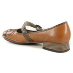 Sapato Em Couro Loretta Tamara J.Gean