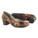 Sapato Em Couro Galeany Argila J.Gean