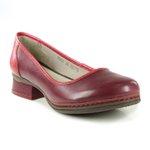 Sapato Emily Marsala