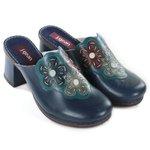 Sapato em Couro Desiree Navy J.Gean