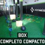 Box para Treino Funcional Para 200 Alunos/Mês - Compacto