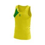 Camisa Regata Amarela e Verde