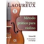 Método De Violino N. Laoureux