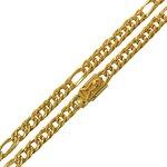 Cordão de Ouro 18k Maciço 70cm