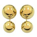 Brinco de Bola Modelo Dior em Ouro 18K