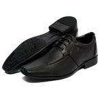 Sapato Social Selten Masculino Preto