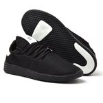TENIS ADIDAS PHARREL WILLIAMS PRETO SOLA PRETA