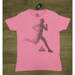 Camiseta JUST KEEP RUNNING - Masculina