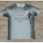 Camiseta RUN FIND YOURSELF - Masculina