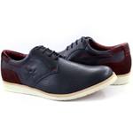 Sapatênis Tchwm Shoes - Marinho Bordo