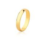 Aliança Ouro Amarelo 18k (3,80mm)