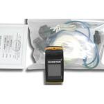 Oxímetro de pulso com sensores para crianças e recém-nascidos