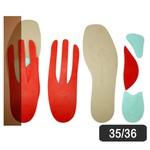 Kit Express - Fascite Plantar 35/36 Br