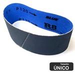 3 Ud - Lixa Refil 120 - Cinta 11 Cm Diâmetro - Grão Médio