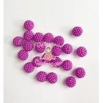 PÉROLA CRAQUELADA ( AMORA) – PINK – 25 UNIDADES