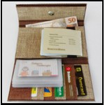 KIT CARTEIRA DE DOCUMENTOS ELEGANCE