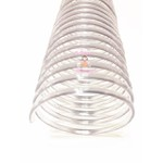 ESPIRAL DE PVC ( PLÁSTICO) CRISTAL - 07 MM – 5 UNIDADES