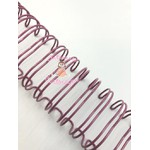 WIRE-O 2X1 PINK 7/8