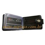 Carteira Masculina Mitty Preta - K0F-LP ASP-CA-739