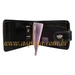 Carteira Masculina Mitty Preto - K1FD-LP/ASP-CA-835