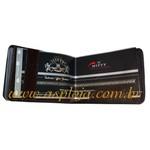 Carteira Masculina Mitty Café - K20-CF/ASP-CA-823
