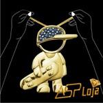 Pingente de Ouro 18K Menino Com Skate de Bone - PG115