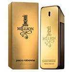 Perfume 1 Million Masculino Paco Rabanne - 100ml-445
