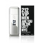 Perfume 212 Vip Men Carolina Herrera - Eau de Toilette 100ml-460