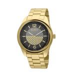 Relógio Euro Feminino Linha Fan Dourado - EU2034AL/4P - ASP-RLG-2789