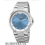 RLG-4021 - Relógio Feminino Analógico Euro Colors EU2035YEF-1A - Prata