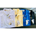 Camisas Polo Burberry