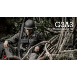RIFLE DE AIRSOFT VFC HK G3A3 - GAS - BLOWBACK