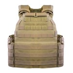 COLETE TATICO EVO Tactical - Colete Tático TEC Loaded Plate Carrier