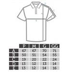 Camisa Polo Preta - Algodão Egípcio