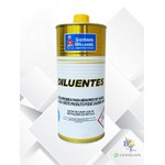 THINNER PU E POLIÉSTER 454 LAZZURIL 900ML