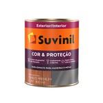 SUVINIL ESMALTE COR E PROTEÇÃO ACETINADO VERDE COLONIAL 900ML