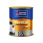 NOVACOR PISO MAIS RESISTENTE AZUL 900ML
